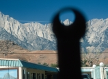 Mt. Whitney from Lone Pine Ranger Station