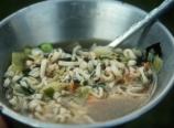 Noodles for dinner