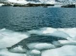 Thousand Island Lake ice