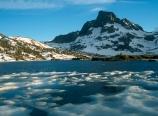 Banner Peak and Thousand Island Lake