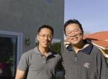Wayne Cheng and I