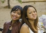 Evangeline and Deborah