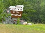Kawishiwi Ranger Station
