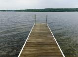 Shagawa Lake dock