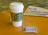 Starbucks at the Minneapolis airport