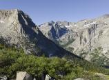 Heading toward LeConte Canyon