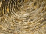 Muir Hut ceiling detail