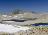 View toward Evolution Basin