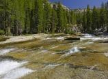 Creek cascade