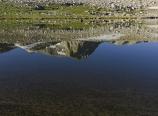 Muriel Peak and Summit Lake