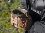 Coffee hand warmer