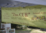 Banner for The Cub olive oil press