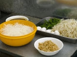 Making Pad Thai