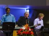 Fidi Mwero, Jon Ciccarelli, and Bryan Solderblom