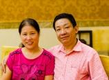 Yongmu and wife