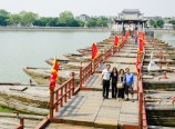 On the Guangji Bridge