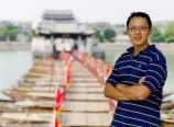 At the Guangji Bridge