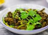 Vegetarian snails