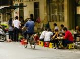 Along Zhongshan Road