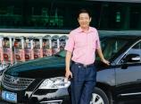 Yongmu and his car