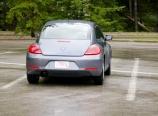 VW at Bow Falls parking