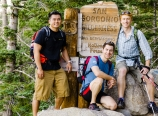Orthopaedic residents at the wilderness boundary