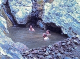 Goldstrike Canyon Hot Springs