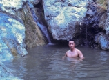 Goldstrike Canyon Hot Springs
