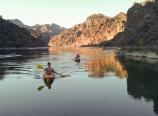 On the Colorado River