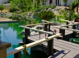Bridge railing progress