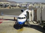 Plane to Calgary