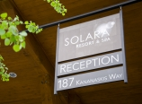 Reception at the Solara Resort & Spa