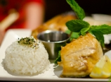 Yellowtail collar with rice