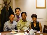 Me with Huashan doctors