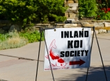 Inland Koi Society meeting