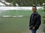 Andy at Mirror Lake