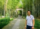 Bamboo Path at Yunqi
