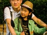 Cai Hongxin and Beibei