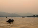Boating on West Lake