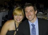 Jackie Geissler and Ryan Dellamaggiora