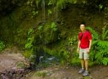 On the Eagle Creek trail