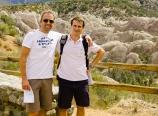 Alex and Nicolas