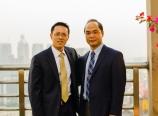 Me and Shi Peihua