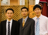 Cai Hongxin, Huang Yue, and Zhao Xing