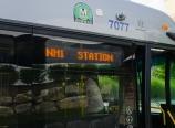 NH1 bus to Metro station