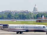 View of the Capitol from DCA