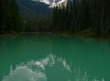 Emerald Lake and Mount Burgess