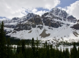 Crowfoot Glacier Viewpoint
