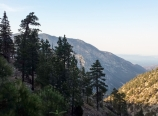 View from Baldy Bowl trail