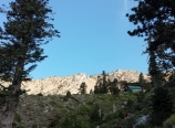 Nearing the Ski Hut